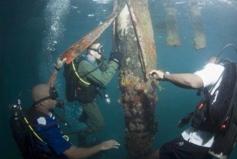 Navy Diver - Southern Partnership Station